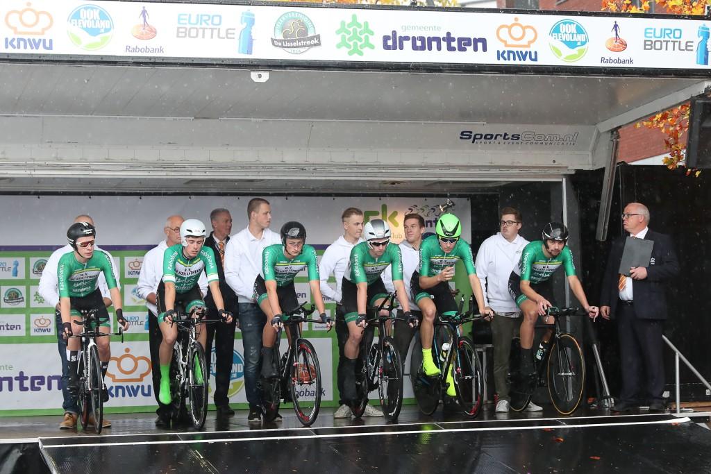 Krush-IJsselstreek toch in Ronde van Overijssel
