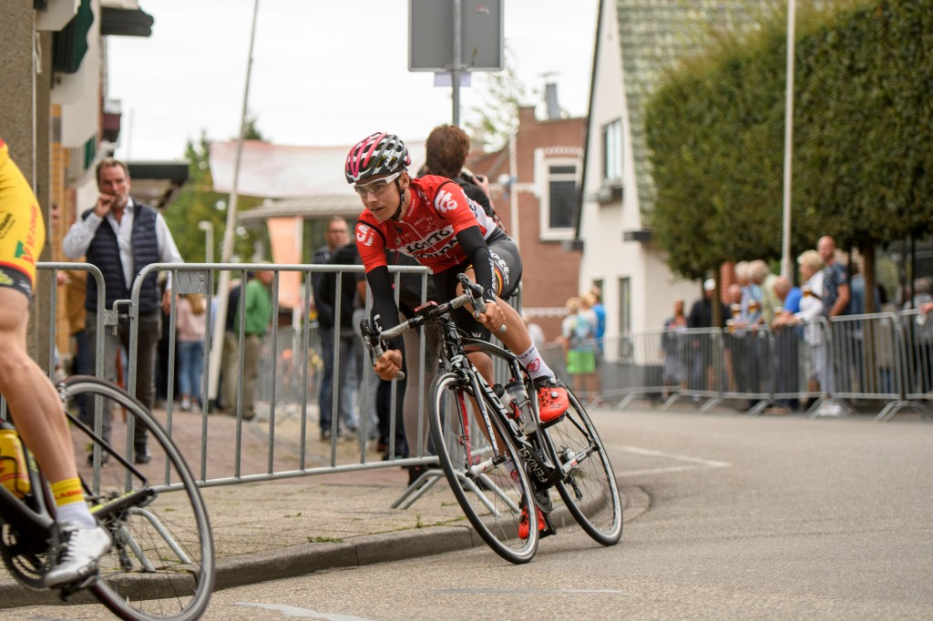 Kevin Inkelaar in opleidingsteam Contador