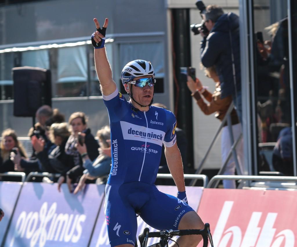Nu wint Jakobsen in Tour de Wallonie