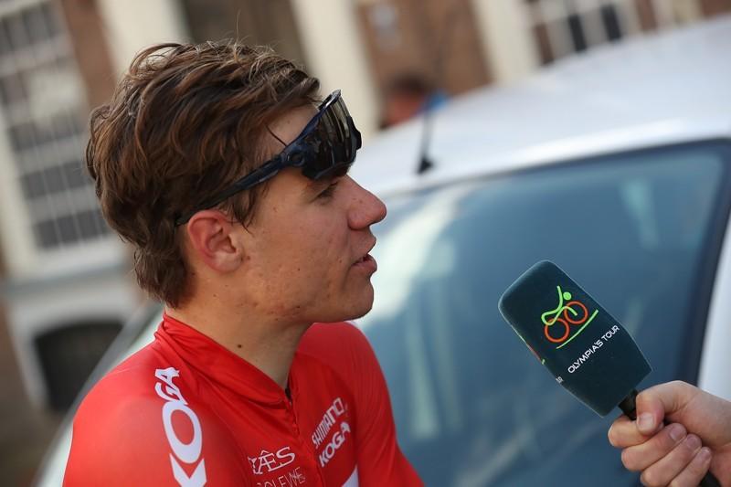 Fabio Jakobsen: focus op tweede helft van het seizoen