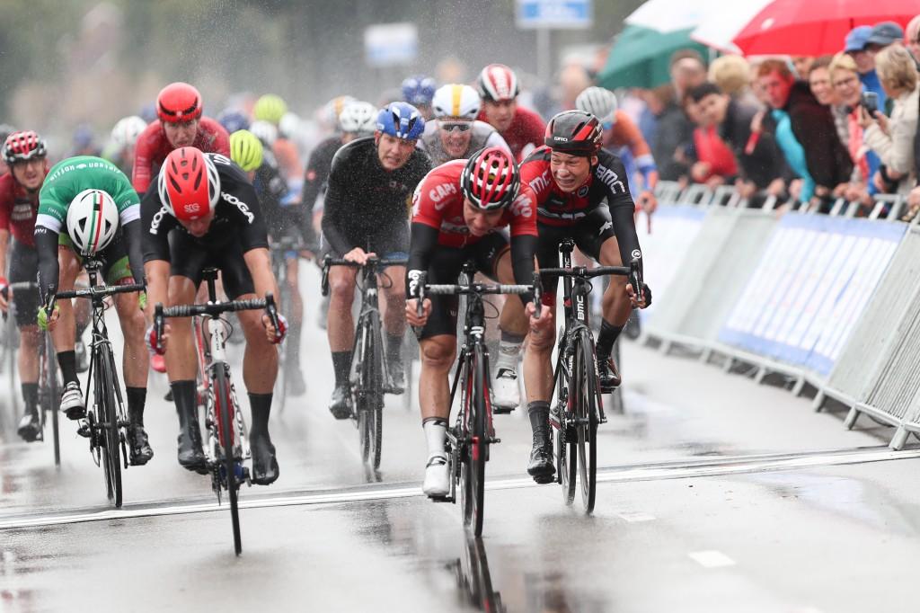 Vierde rit Olympia's Tour is voor Jakobsen én Thijssen