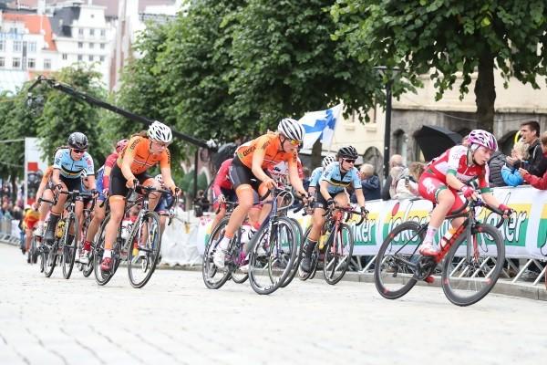 KNWU-selectie voor Piccolo Trofeo Binda