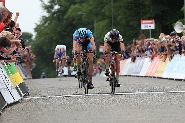 Koster tweede in Ronde van Vlaanderen junioren