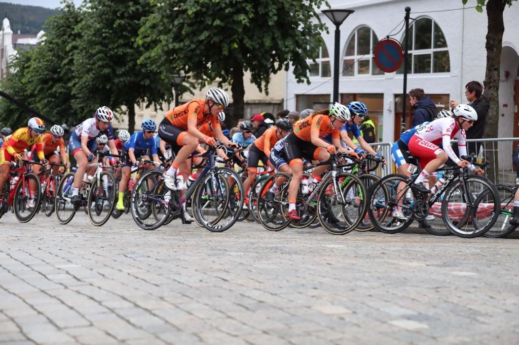 Nederlandse junior-vrouwen vallen buiten prijzen
