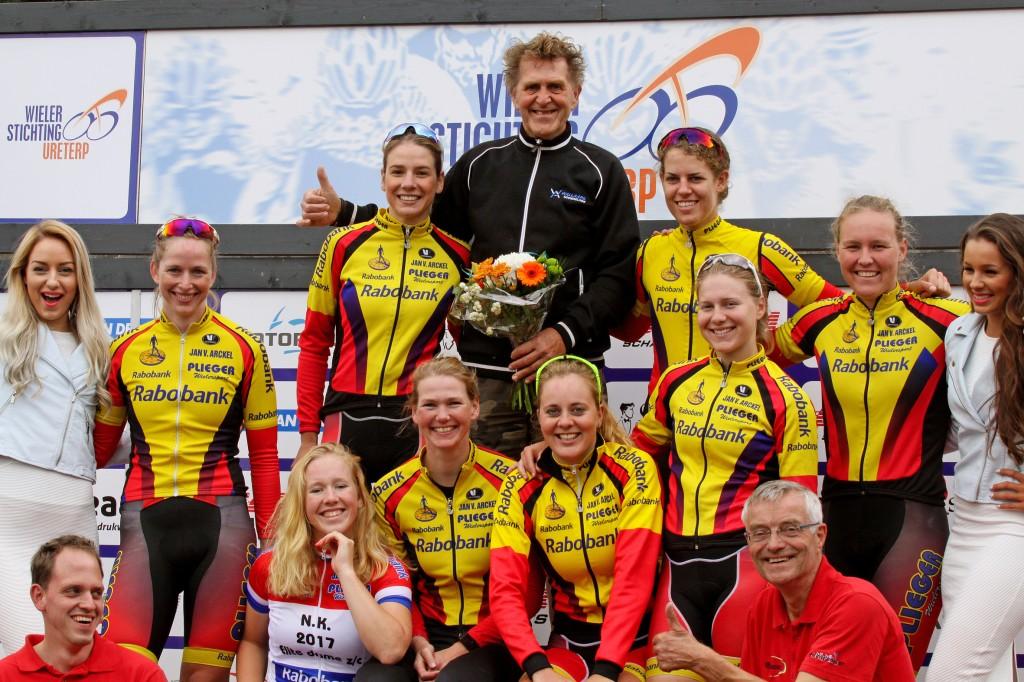 Annet Pit wint slotonderdeel, Jan van Arckel clubcompetitie