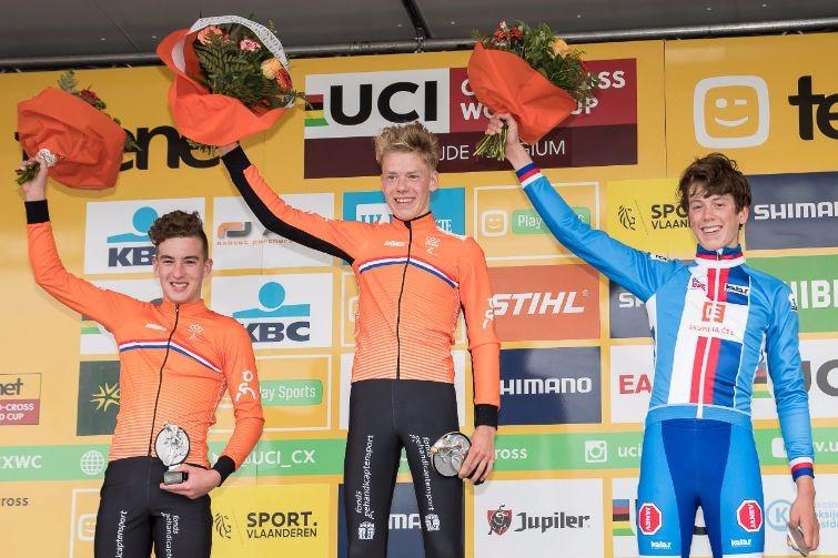 UCI schrapt 2 wereldbekers veld junioren/beloften
