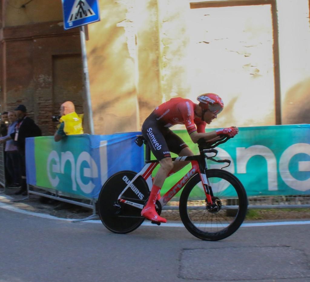 Starttijden slottijdrit Giro d'Italia 2020