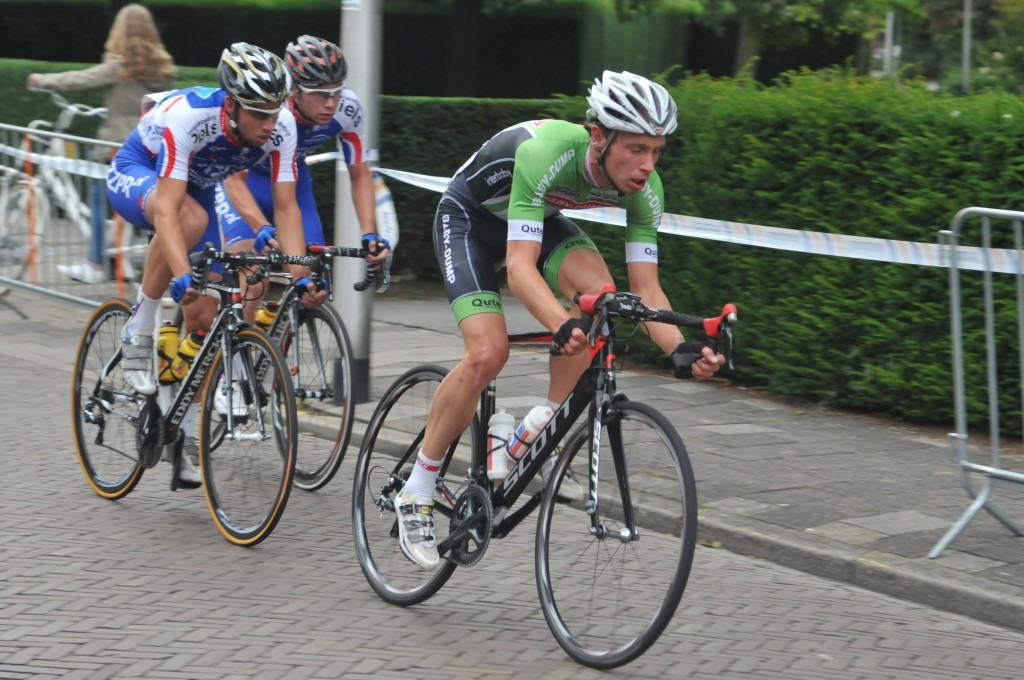 Kers wint en leidt in Tour of Iran