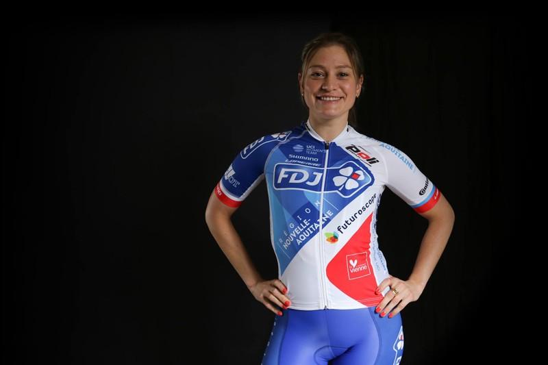 Roxane Knetemann heeft zin in sprong in diepe