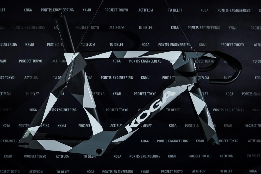 KOGA is sponsor van EK Baanwielrennen