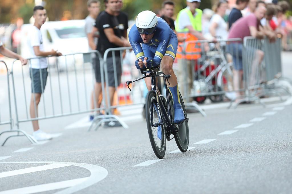 Peter Koning naar Bike Aid