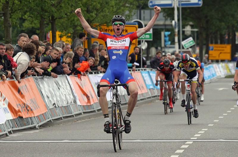 Kooistra Nederlands kampioen junioren