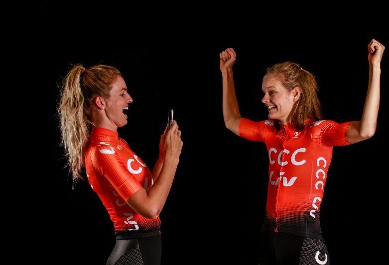 Teams CCC-Liv en Virtu uitgedund in Women's Tour