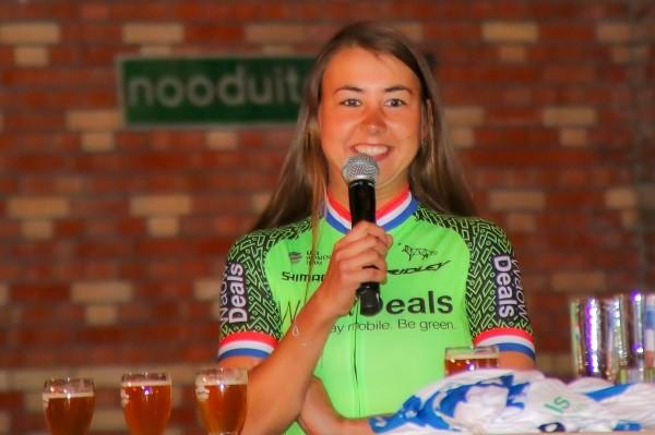 Anouska Koster naar Virtu Cycling
