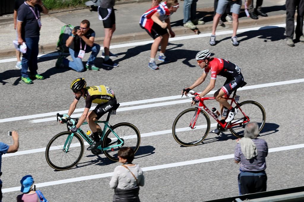 Kruijswijk kent zijn helpers voor Giro d'Italia