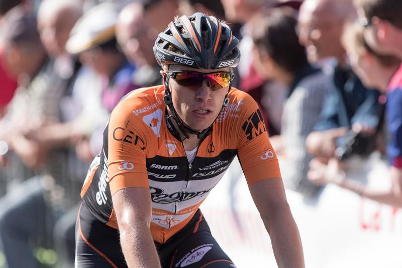 Maurits Lammertink wil begin september weer koersen