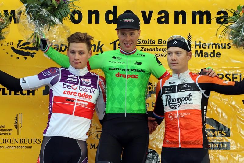 Sebastian Langeveld wint Profcriterium Made