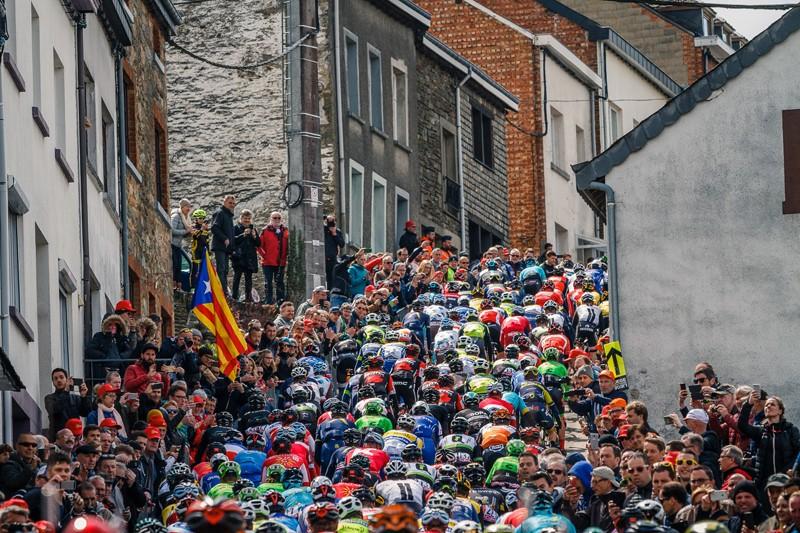 Geen verwijten bij Lotto-Jumbo na Luik-Bastenaken-Luik