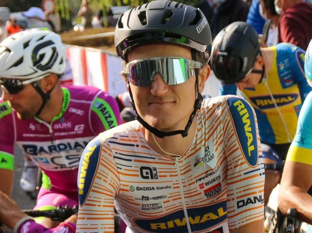 Nick van der Lijke onzeker over wielertoekomst