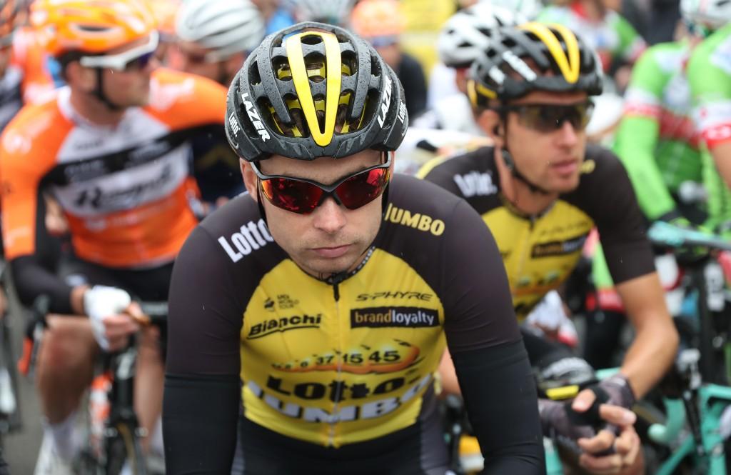Lindeman geeft op in Volta a Catalunya