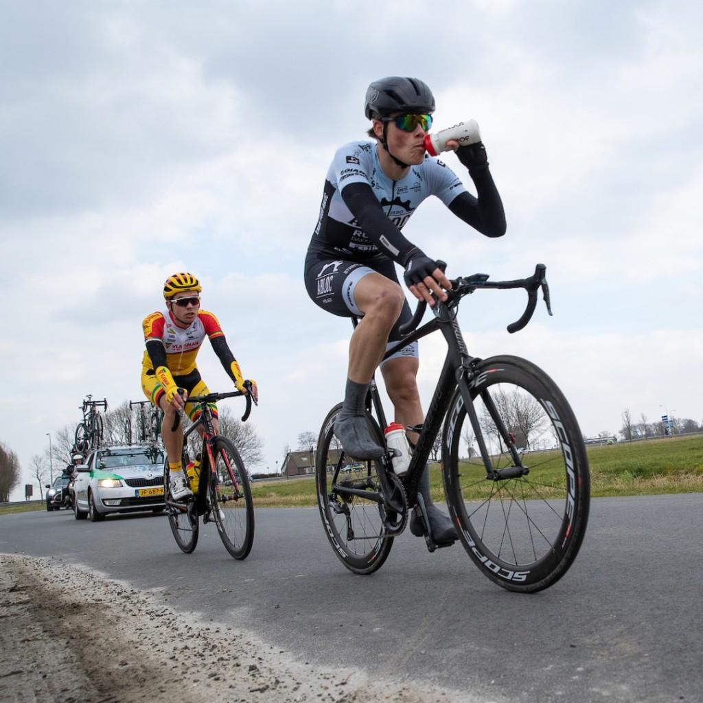 Ook de U23 Road Series is hertekend