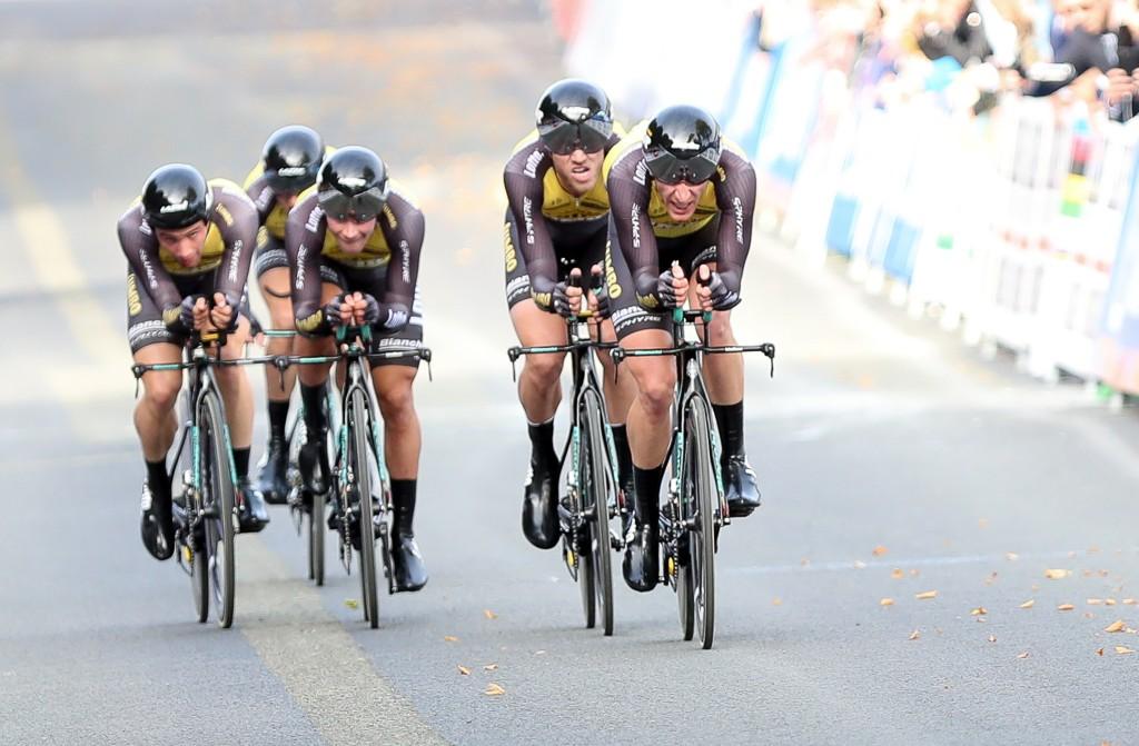 Starttijden ploegentijdrit Vuelta 2019