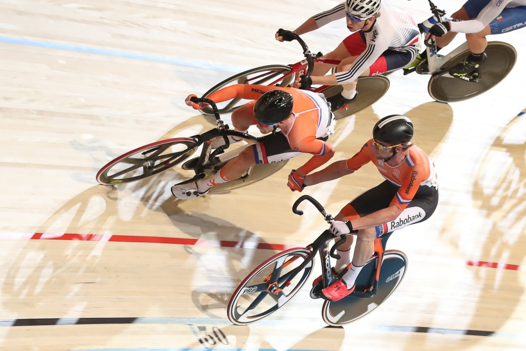 Madison toegevoegd aan programma Olympische Spelen