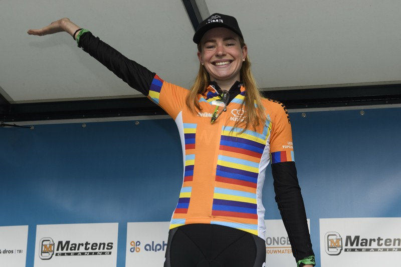 Tien Nederlandse vrouwen in Women's Tour Down Under