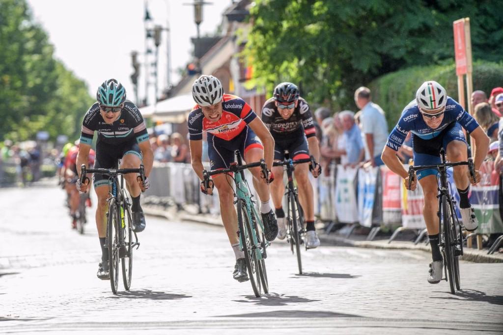 Vier Nederlandse wedstrijden in nieuwe beloftencompetitie