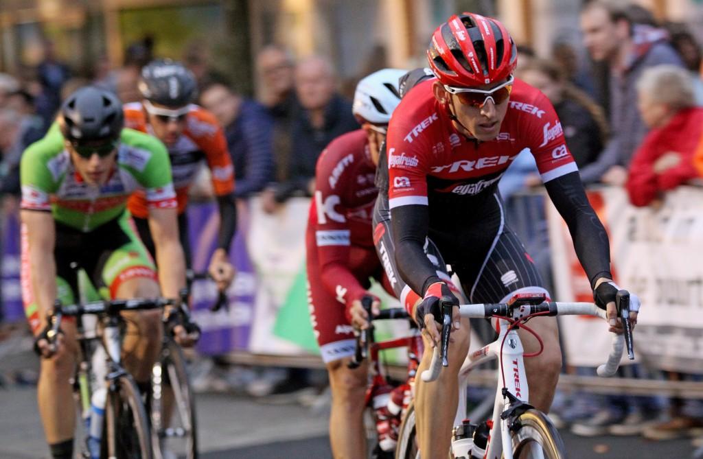 Mollema officieel op podium Vuelta 2011