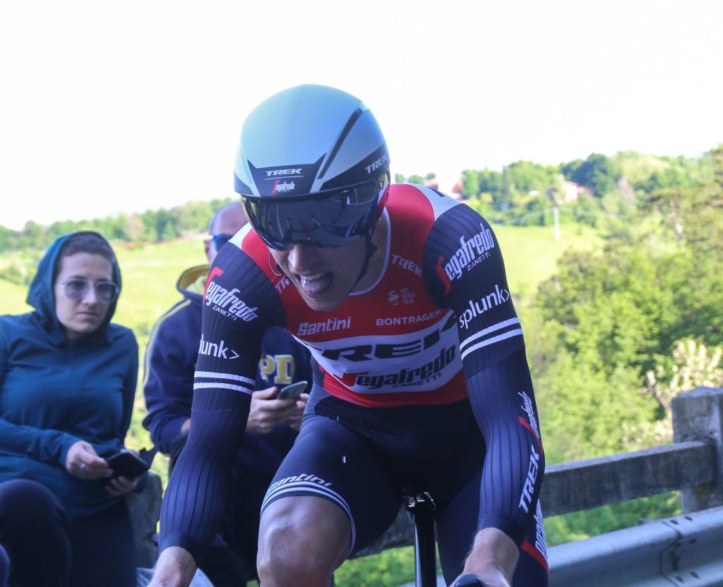 Mollema vijfde in Giro 'Mag ik blij mee zijn'