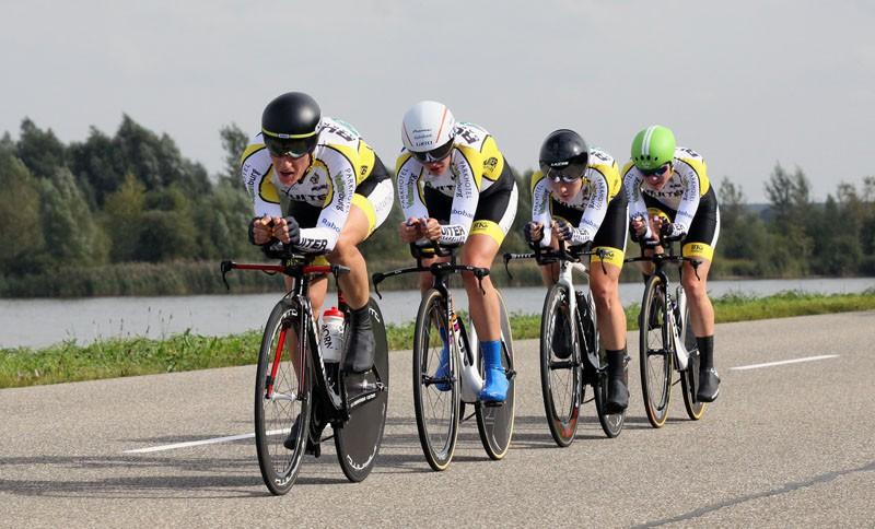 Noord-Holland wint NCK Dronten