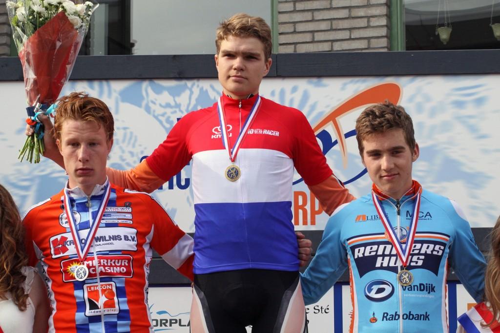 Nieuwe Nederlandse kampioenen in Ureterp