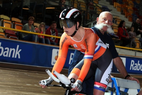 KNWU-selectie voor WK Baanwielrennen Para-Cycling