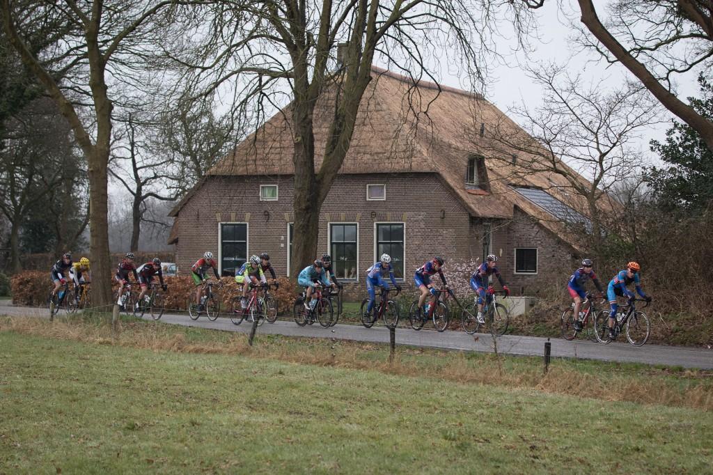Andere start- en finishlocatie NW Overijssel