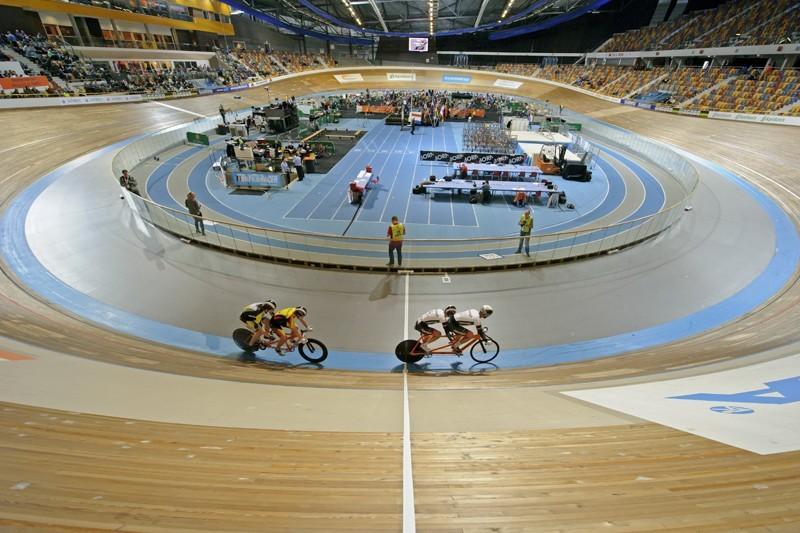 Succesvol WK Baan Para-Cycling met vijf titels