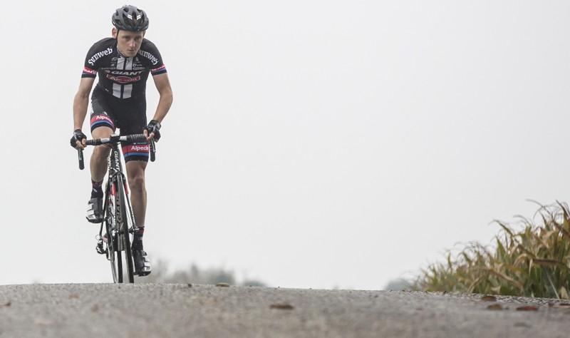 Sam Oomen wil finale rijden in een Monument