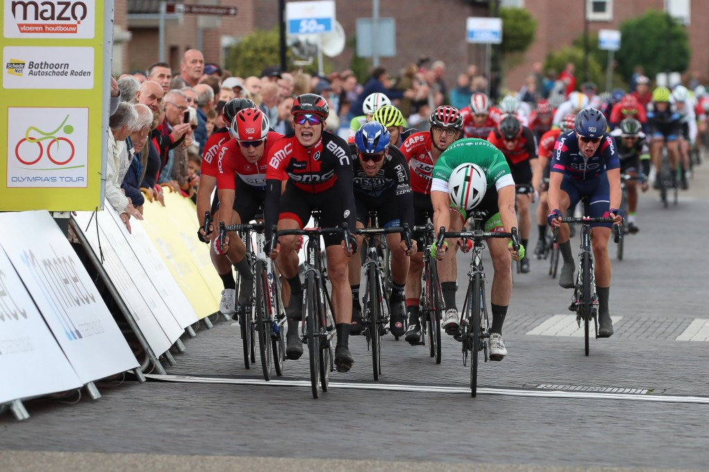 Slotetappe Olympia's Tour is bekend