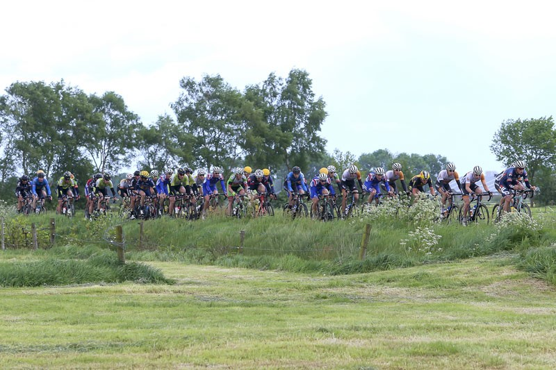 Pro continentale teams in Ronde van Overijssel