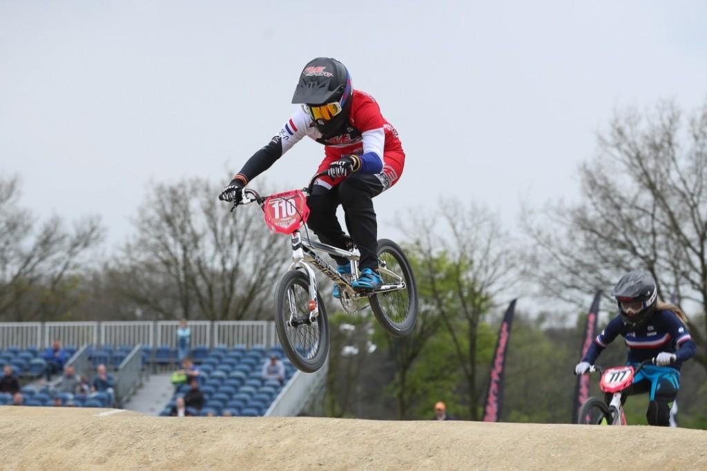 Marianne Vos en BMX Papendal in prijzen
