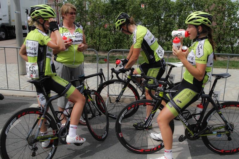 Vijf Nederlandse teams in Tour Féminin Krasna Lipa