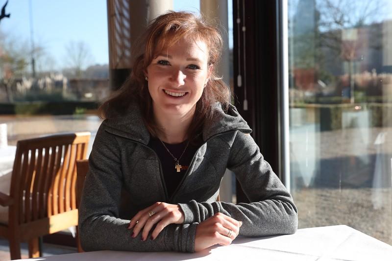 Amy Pieters wil zich bij Boels-Dolmans waarmaken