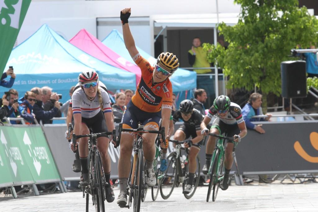Women's Tour of Britain plant pal voor datum Drenthe