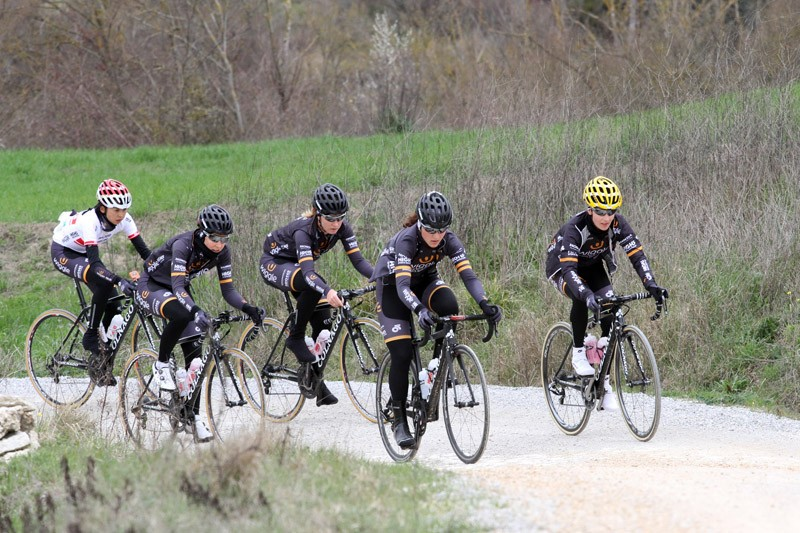Women's World Tour start met Strade Bianche