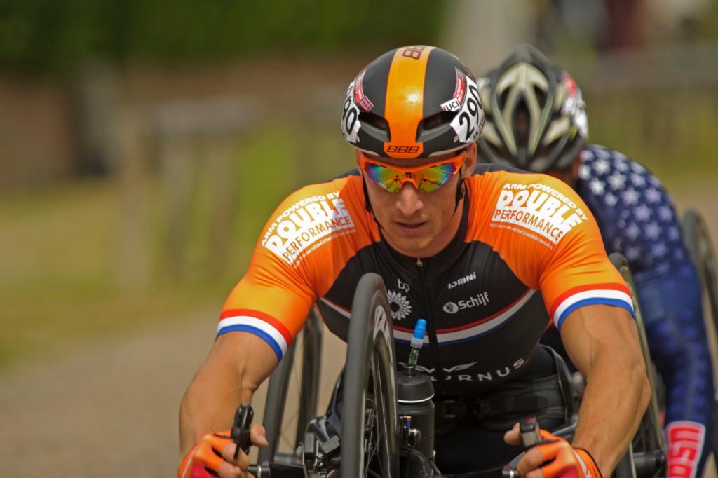 Nederland succesvol op tijdritten WK Para-Cycling