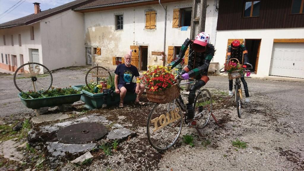 De Tour van Jansen: Relaxen en afzien in de Jura