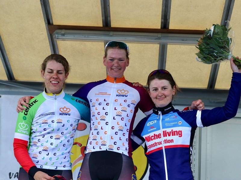 Rixt Meijer wint Ronde  van Gelderland