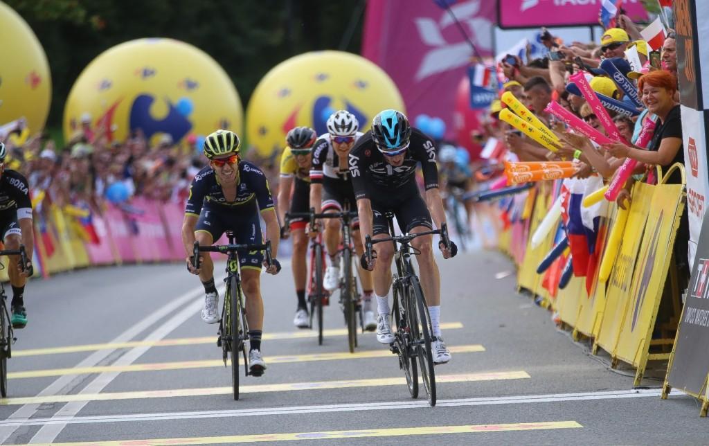 Wout Poels wint slotrit Ronde van Polen