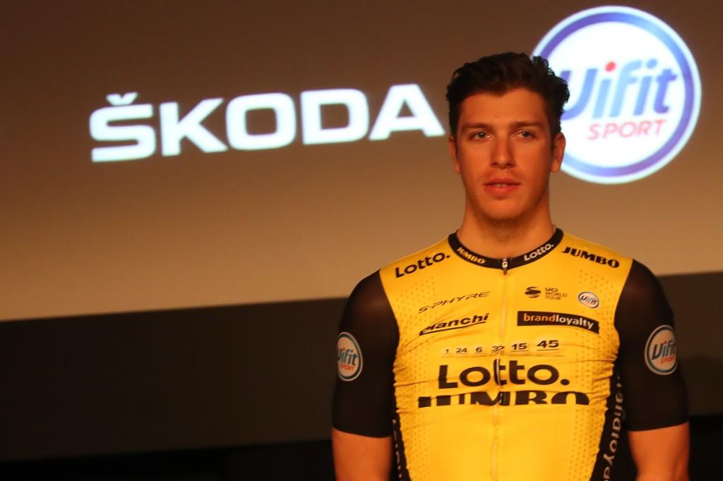 Jumbo-Visma voor Parijs-Roubaix