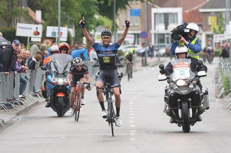 Riesebeek wint Omloop der Kempen